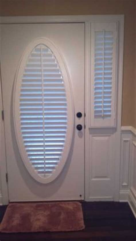oval window curtains window treatments for doors on pinterest shutters