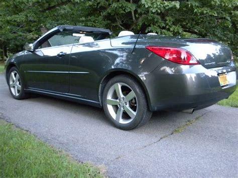 2006 Pontiac G6 Convertible by Buy Used 2006 Pontiac G6 Gtp Sport Retractable Hardtop