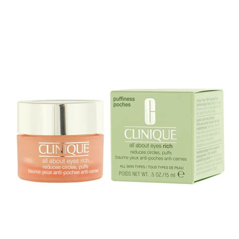 Clinique All About Eye clinique all about rich 15 ml all about