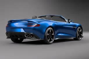 Aston Martin 2018 Aston Martin Vanquish S Volante Revealed Motor Trend