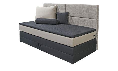 bett 80x190 kaufen einzel boxspringbett mit bettkasten 90x200 grau h 246 ffner