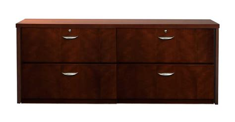 Wood Lateral File Cabinet 4 Drawer Wooden File Cabinets Endless Style And Durability Office Furniture