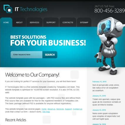 templates for technology website tải ngay 35 thiết kế website c 244 ng nghệ cao cấp p 1