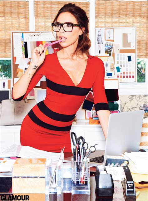 Posh Spice Is No Style Icon by Beckham Gets All Saucy In September S