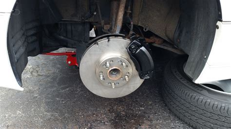 2006 lexus gs300 brake pads gs300 brake replacement and rear brakes quot scraping quot noise