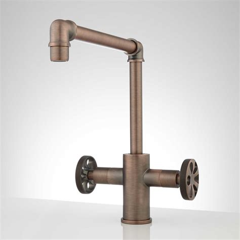 luxury cross handle oil rubbed bronze outdoor shower faucets edison single hole dual handle kitchen faucet kitchen