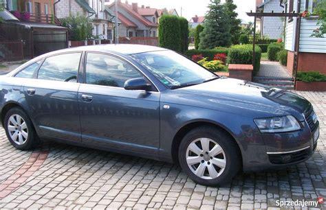 Audi A6 C6 3 0 Tdi by Audi A6 C6 3 0 Tdi Quattro Sedan August 243 W Sprzedajemy Pl