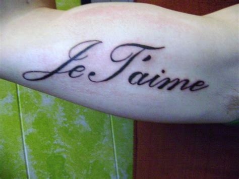 je t aime tattoo quot i you quot je t aime picture at checkoutmyink