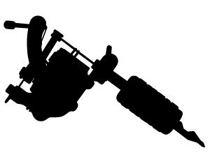 tattoo machine png tattoo gun clipart ourclipart