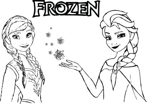 Printable Coloring Pages For Frozen by Frozen Coloring Pages For Colouring Pages