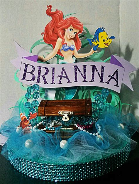 1000 ideas about mermaid centerpieces on