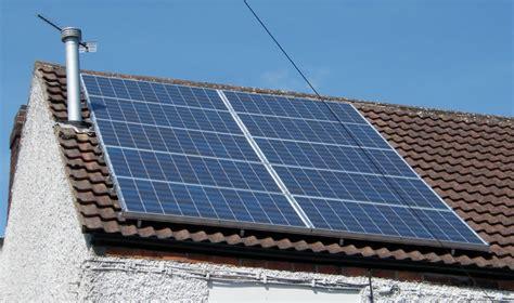 System Panel Surya listrik tenaga surya solar panel howmoneyindonesia