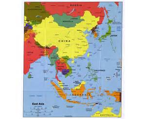 maps of east asia east asia maps collection of