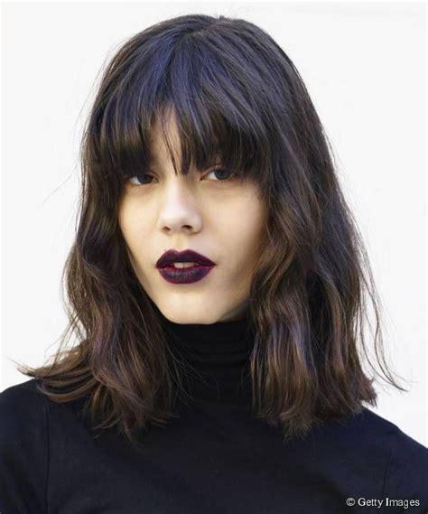 perisian hair styles best 25 long haircuts with bangs ideas on pinterest