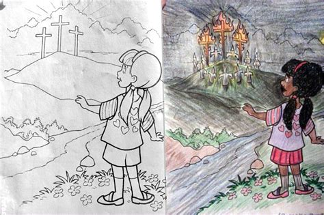 disney coloring pages gone wrong racism racist coloring book corruptions