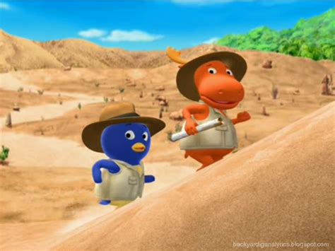 image backyardigans quest for the flying rock 5 png
