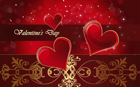 happy valentines day 3d 3d abstract happy valentines day wallpaper 12186
