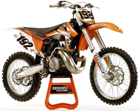 Ktm 300cc 2 Stroke Motocross Magazine Inside Secrets Of Building A