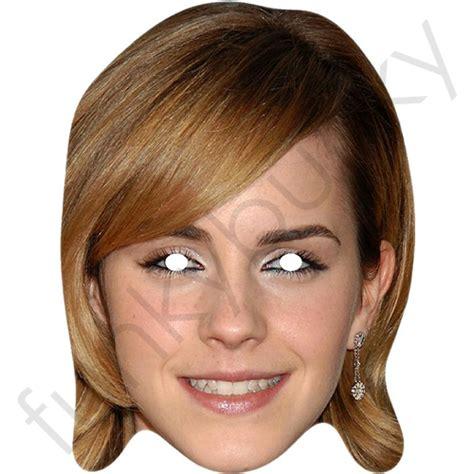 Emma Watson Mask | emma watson celebrity mask personalised and celebrity