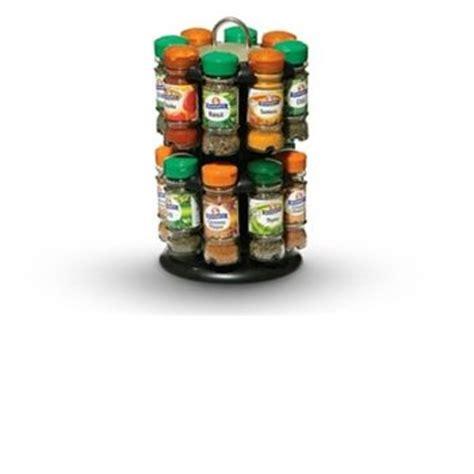 Two Tier Revolving Spice Rack Spice Rack