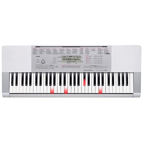 casio lk 280 lighted keyboard casio lk280 lighted keyboard 61 key with power supply