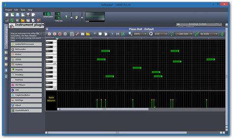 tutorial linux multimedia studio lmms linux multimedia studio download