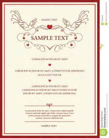Invitation Cards Templates For Marriage by Invitation Cards Templates For Marriage Templates Ideas
