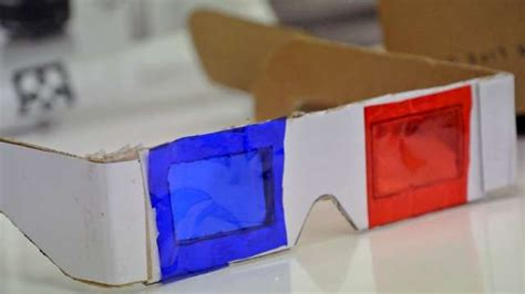 How To Make Paper Glasses - learn to create your own 3d glasses at home using paper