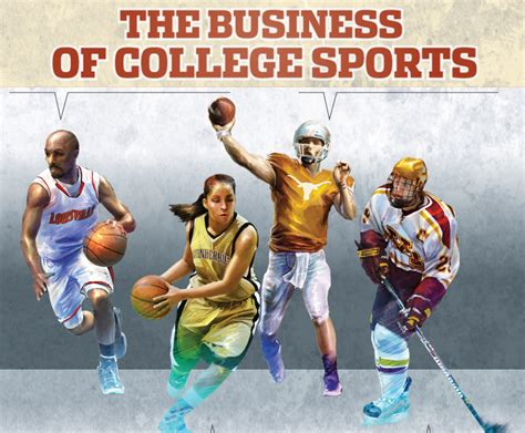 Top Colleges For Mba In Sports Management by The Business Of College Sports