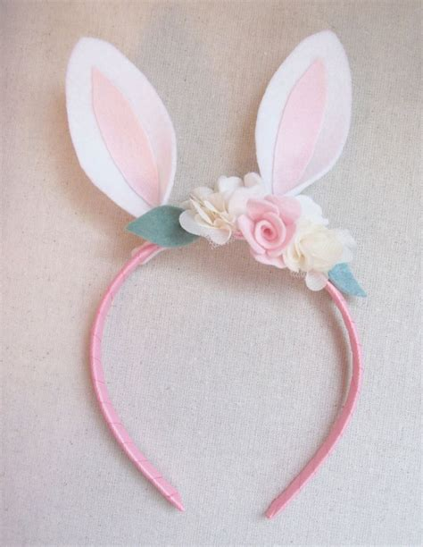 Rabbit Ear Hairband 17 best ideas about bunny ears headband on