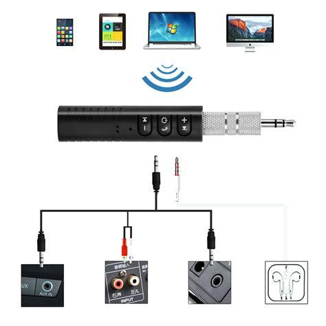 Clip On 3 5mm Bluetooth Receiver Car Audio Receiver Adapter 3 5mm clip on wireless bluetooth receiver mini bluetooth car kit audio adapter with