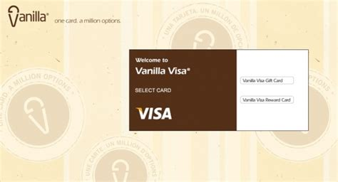 your vanilla visa balance where and how to check it
