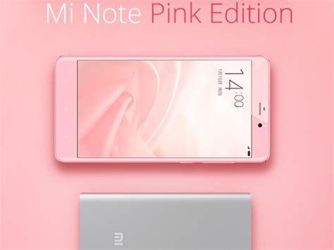 Smile Xiaomi Redmi Note Pink xiaomi redmi 2a und mi note pink edition notebookcheck news