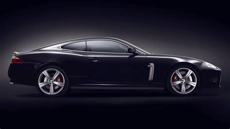 Black Jaguar Cars Wallpapers Hd