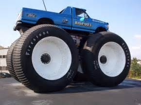 Bigfoot Truck Wheels Bigfoot Truck