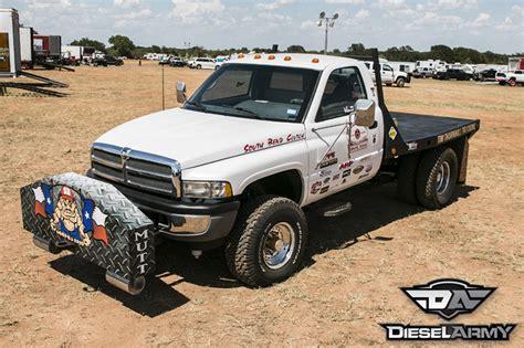 mutt truck mutt chris s dodge 3500 pulling truck diesel army