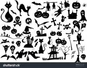 halloween silhouettes best images collections hd for gadget windows mac android