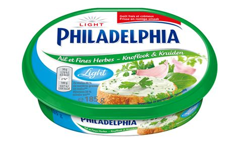 light fines philadelphia philadelphia ail fines herbes light 185 g