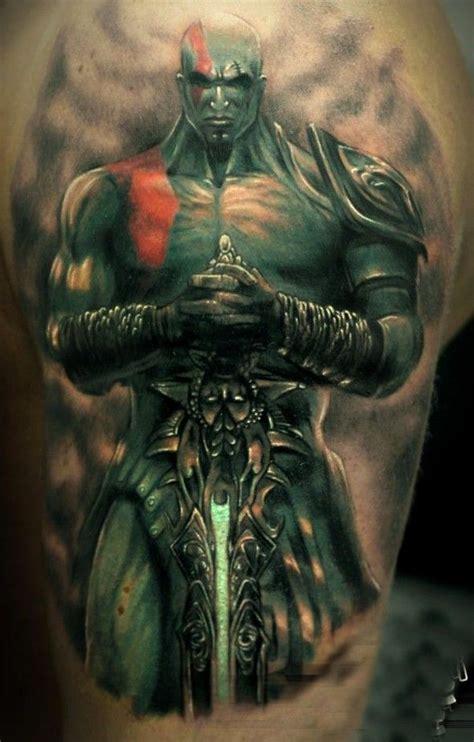 kratos tattoo god of war related keywords god of war