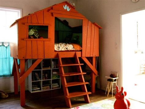 6 fantastic treehouse beds that make bedtime magical