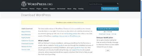 cara membuat website menggunakan wordpress cara membuat website menggunakan cms wordpress reza