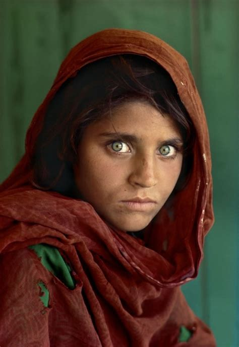 afghan steve mccurry photography