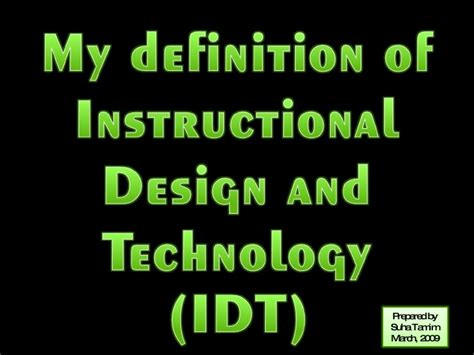 design technology definition visual definition of instructional design and technology