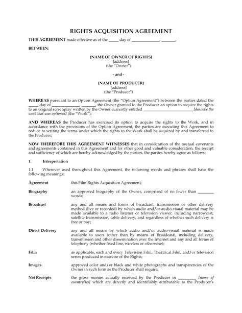 business ownership agreement template transfer of business ownership contract template