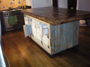 kitchen island made from reclaimed wood forever interiors large kitchen island with cabinets and