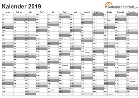 Kalender 2018 Querformat Zum Ausdrucken Kalender 2019 Zum Ausdrucken Freeware De