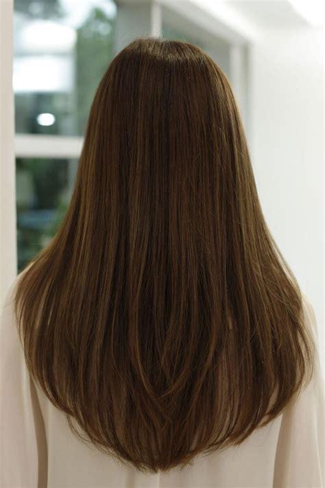 medium haircuts for straight hair pinterest 25 best ideas about straight haircuts on pinterest
