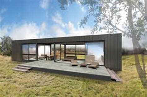 modern modular home plans cheap and simple prefab modular