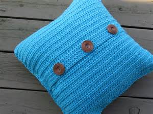 crochet dreamz textured throw pillow cover crochet