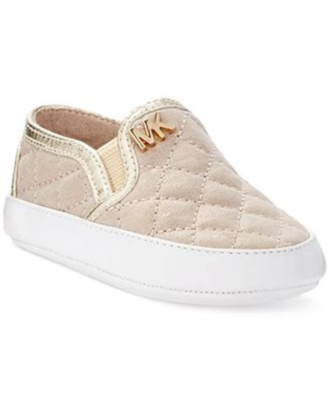 baby michael kors shoes michael kors baby iris sneakers shoes
